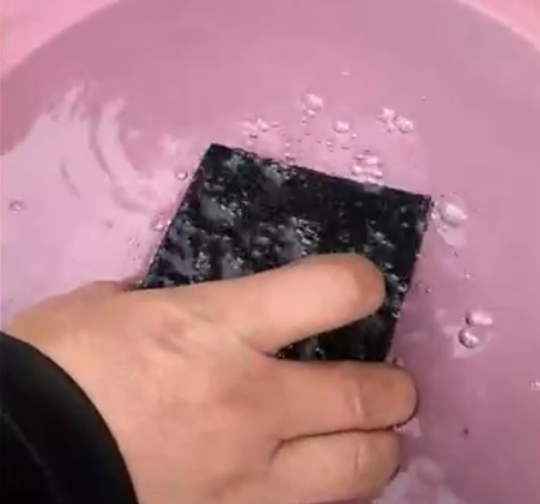 蜂窝活性炭实验