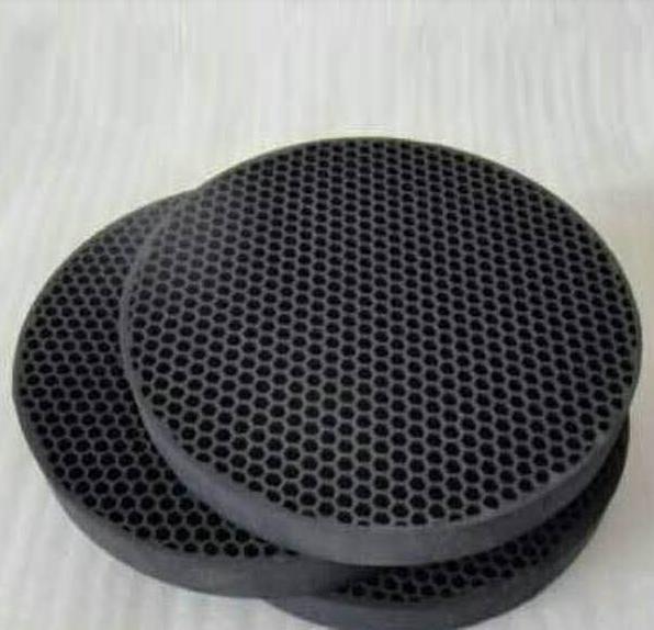 江西柱状蜂窝活性炭